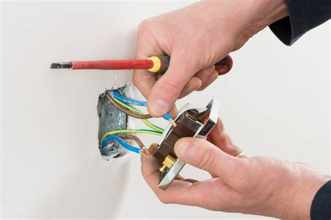 replace electrical outlet with a new one