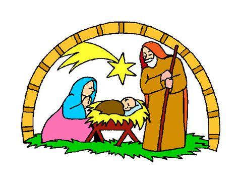 imagenes de navidad belen dibujo de belen pintado por antuan en dibujos net el d 237 a