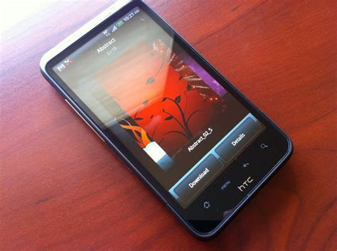 download themes for htc inspire 4g htc inspire 4g software review video pocketnow