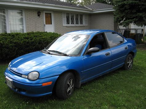 buy car manuals 2003 dodge neon electronic toll collection 1999 dodge neon overview cargurus