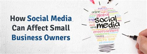 How Social Media Can Help Or Hurt Your Search How Social Media Can Affect Small Business Owners