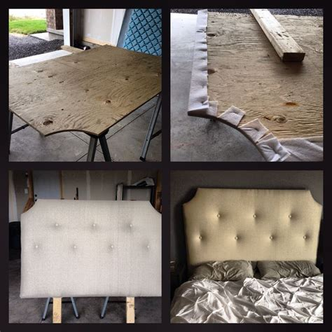 fabric headboards diy diy tufted upholstered headboard lexi pixel duarte massey