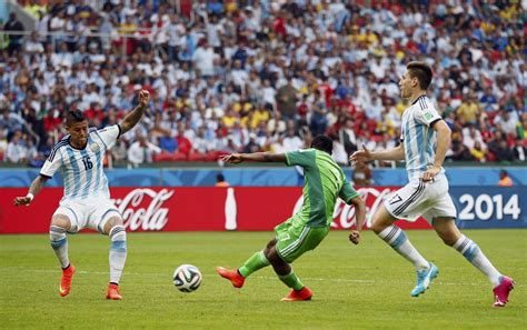 argentina today match result 2014 fifa world cup and ecuador and