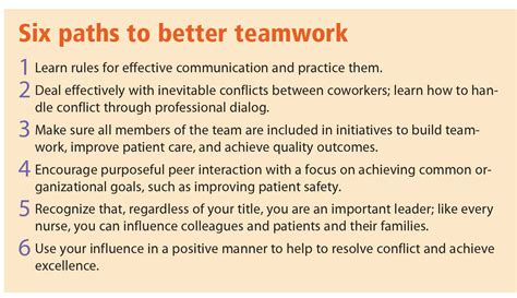 building a safer work place is a team effort home page featured archives american nurse today