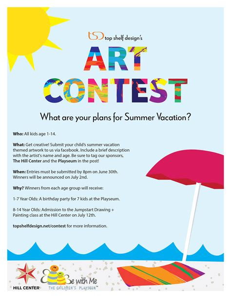 contest flyer template best photos of contest template announcement template