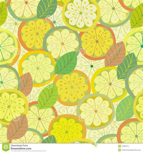 seamless lemon pattern lemon seamless pattern royalty free stock photo image