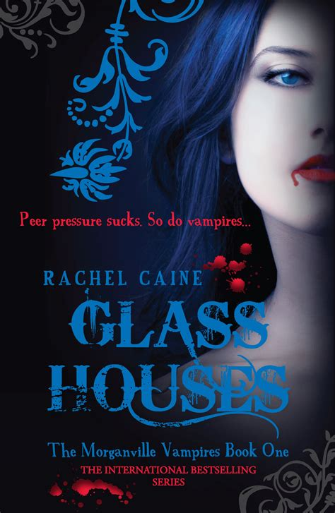 glass houses the morganville vires book one penguin