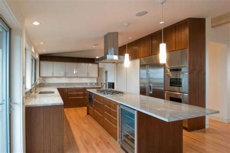long narrow kitchen island great long narrow island wood cabinets kitchen ideas