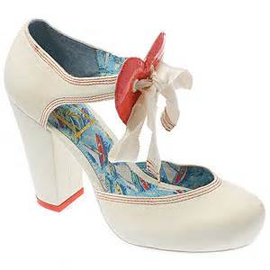 Shoe And Dolly Dagger Team Up For An Exclusive Shoe Range by Pretty Clever Your Daily Dose Of Pretty Sweetheart Shoes