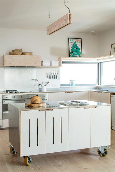 cocinas pequenas  isla  ideas en fotos  consejos sobre la eleccion