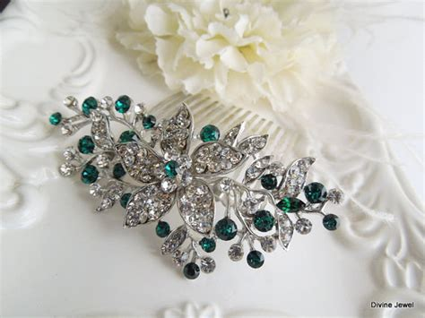 Wedding Accessories Village Green   bridal hair comb wedding hair accessories wedding hair comb