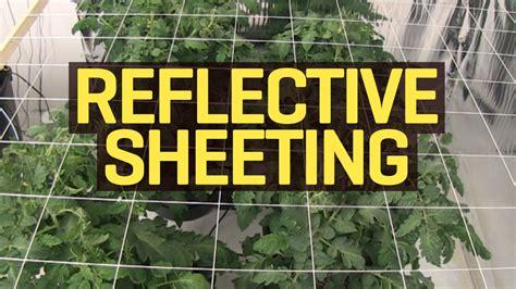 reflective mylar style sheeting  worth  youtube