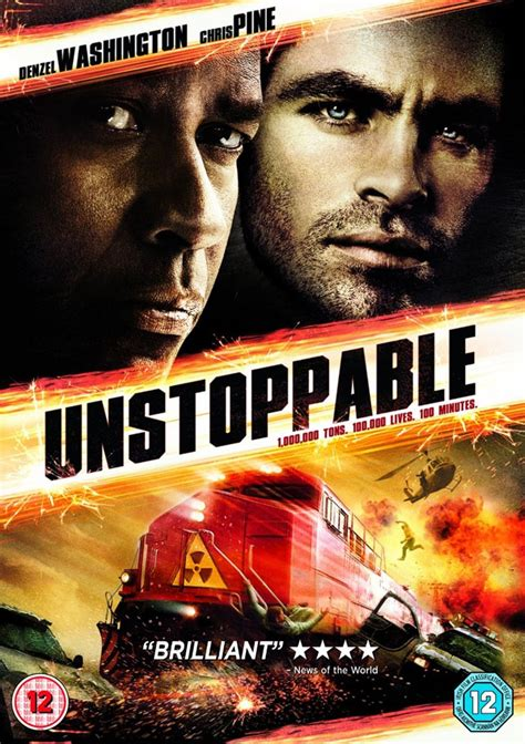 the power of words review unstoppable the unstoppable dvd screening hcmoviereviews