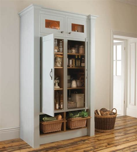 24x84x18 in pantry cabinet in unfinished oak amish pantry cabinet plans icons4coffeecom living