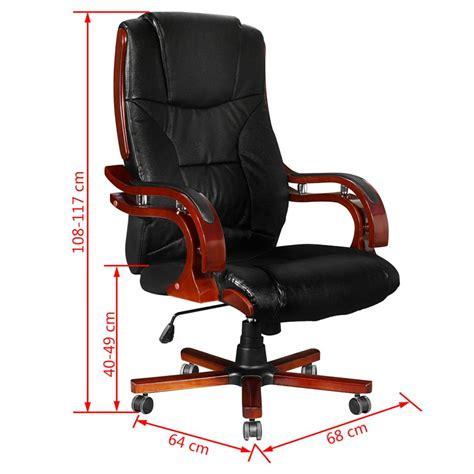 sedia poltrona sedia poltrona ufficio girevole direzionale pelle e legno