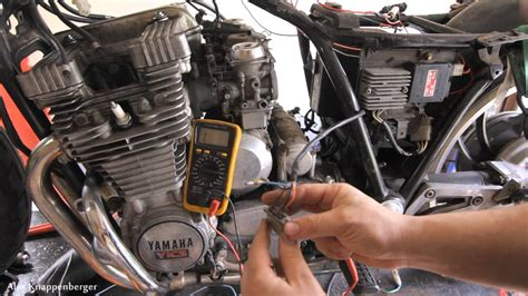 test ignition pickup coils  cdi electronic