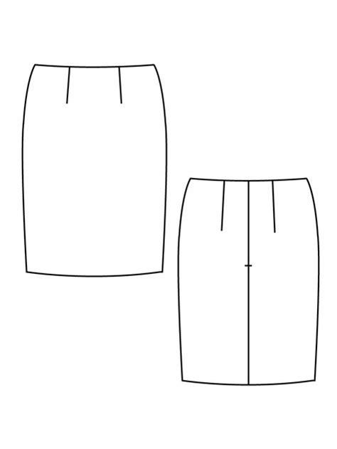 basic sloper sewing patterns sewing blog burdastyle com plus size basic skirt sloper sewing patterns