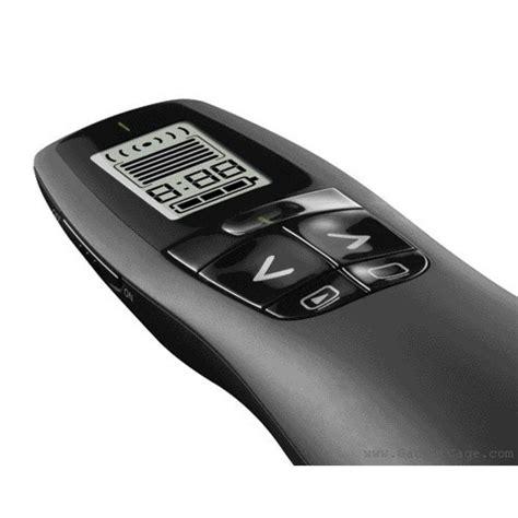 R 800 Professional Presenter logitech wireless presenter r800 with green pointer