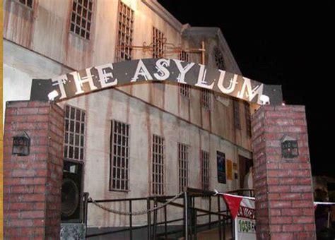 las vegas haunted attractions scare zone