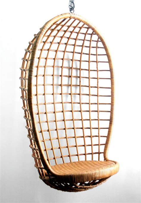 egg chair vintage sale vintage hanging egg chair klamboe hammocks pinterest