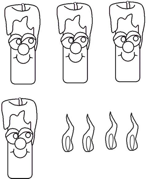i colori delle quattro candele dell avvento a scuola con poldo corona dell avvento