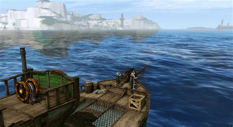 fishing boat archeage comprehensive player review of archeage