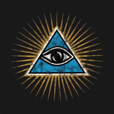 illuminati eye vintage all seeing eye of providence illuminati pyramid