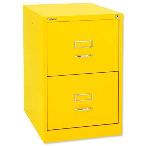 Yellow Filing Cabinet Uk Glo By Bisley Bs2c Filing Cabinet 2 Drawer H711mm Lemon Ref Bs2c Yellow Bs2c Yellow