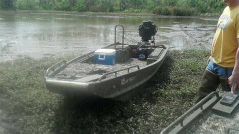 gator trax boat parts duck hunting boats for sale in louisiana