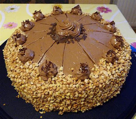 Festliche Torten by Festliche Schoko Buttercreme Torte Nici77