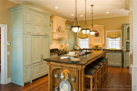 green kitchen cabinets ideas pictures of kitchens traditional green kitchen cabinets