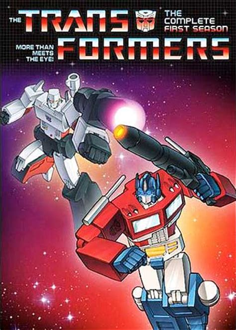 Transformers Season 1 transformers generation 1 season 1 headed for 25th