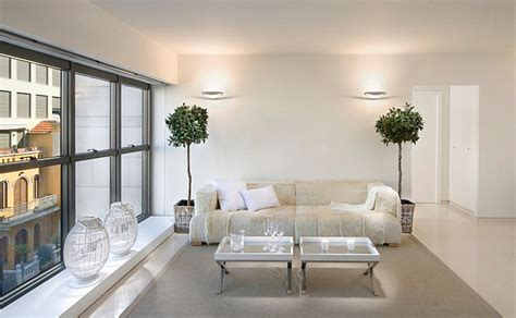 Posh Home Interior by 10 Rooms With Indoor Plants