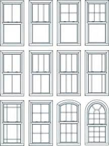 Types Of Windows For House Designs Window Styles Lakeside Exteriors