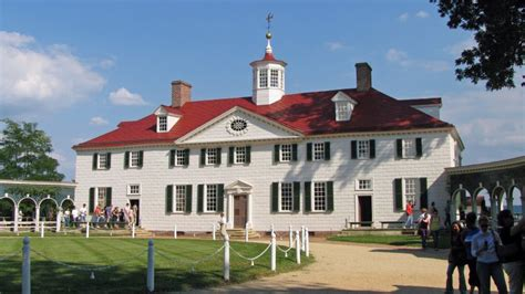 george washington s house george martha washington s house photo mselaine photos at pbase com
