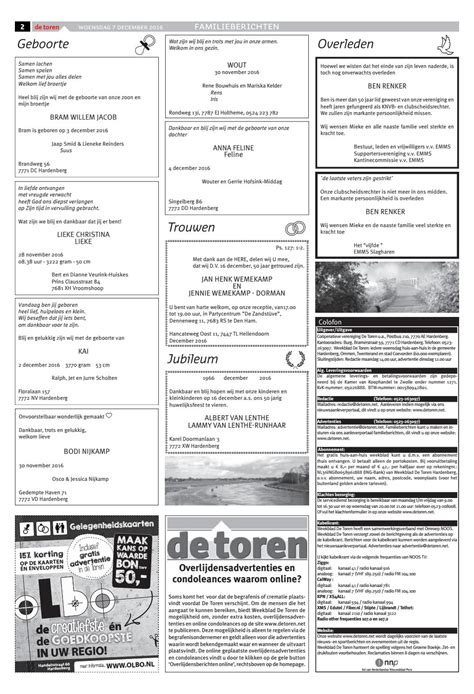 De Toren Week 49 2015 By Weekblad De Toren Issuu by De Toren Week 49 2016 By Weekblad De Toren Issuu