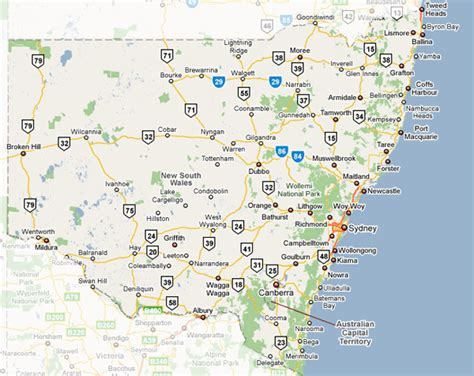 Nsw Address Search Map Nsw