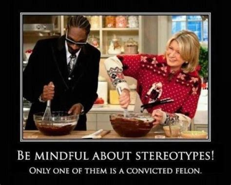 Be Mindful Of Stereotypes