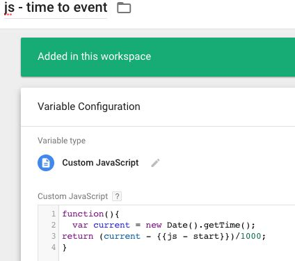 javascript format date gettime average time until event with calculated metrics