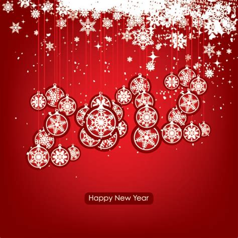 new year vector ai happy new year 2012 vector free