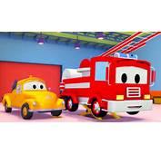 Tom La D&233panneuse Et Le Camion De Pompier &224 Car City Voitures