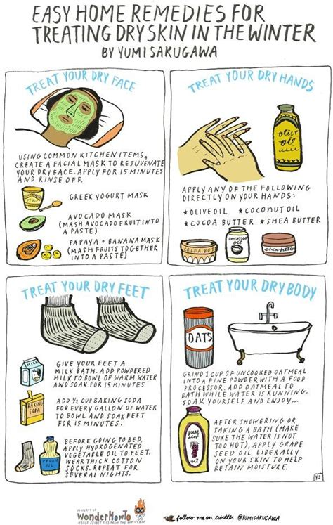 home tips cheap diy home remedies for relieving dry skin 171 the