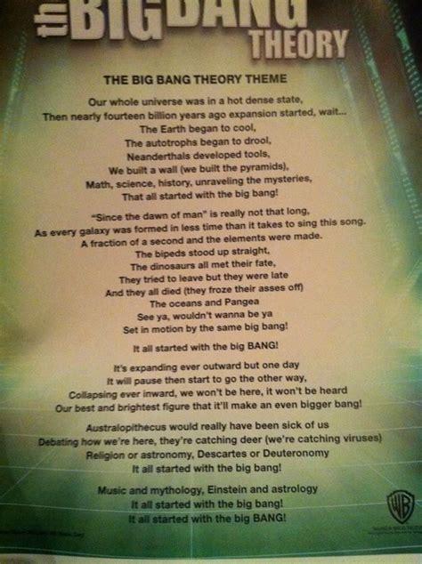 theme song big bang theory 22 best big bang images on pinterest bigbang funny