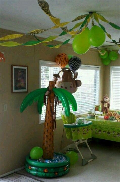 monkey theme decorations best 25 monkey decorations ideas on monkey