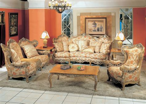 Formal Sofas For Living Room Lillian Luxury Sofa Seat Two Formal Living Room Furniture Set Ebay