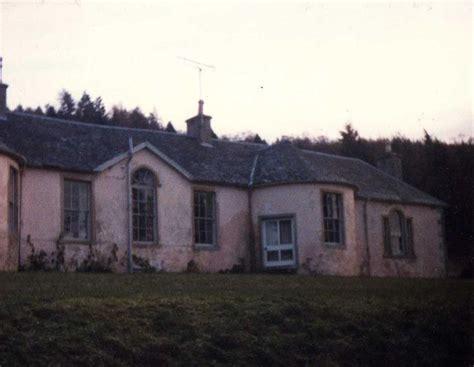 Boleskine House by Boleskine House On The Shores Of Loch Ness Scotland
