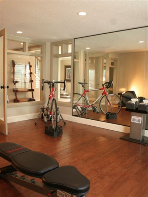 home gyms ideas 58 well equipped home gym design ideas digsdigs