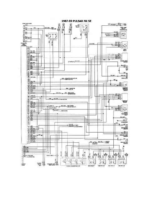 Nissan Tsuru/Sentra 8 esqnis30 pdf Diagramas de autos