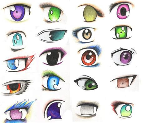 anime eyes anime eyes final by villainaurora on deviantart