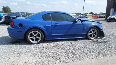 2003 Ford Mustang Mach 1 4 6 Dohc T3650 Manual Transmission